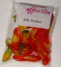 Jelly Snakes 115g